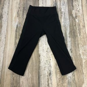 LuLuLemon Crop Stretch Pants Size 4